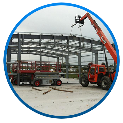 Pre-engineered Steel Buildings, London, Windsor, Sarnia, Chatham